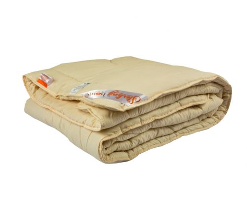 Одеяло ОВЕЧЬЯ ШЕРСТЬ (всесезонное) Микрофибра 140x205