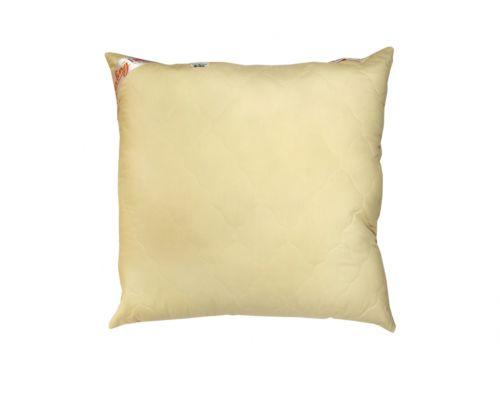 Подушка Лебяжий пух (искусственный) 70х70, стёганый чехол