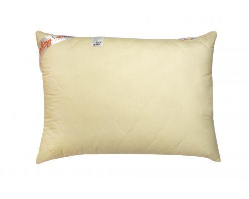Подушка Лебяжий пух (искусственный) 40х60, стёганый чехол, Детская
