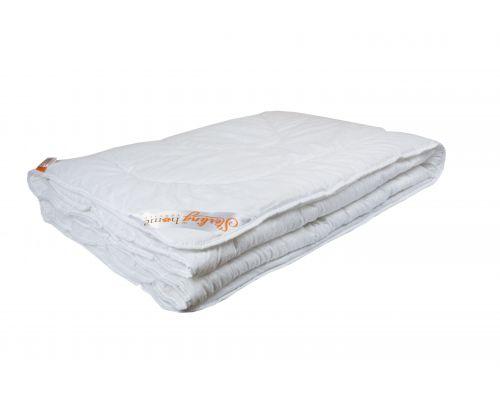 """Одеяло """"Лебяжий пух"""" (лёгкое) микрофибра 170x205"""