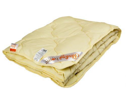 """Одеяло Лебяжий пух - искусственный """"Лето"""" 110x140, Детское"""